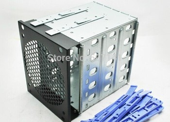 5.25 para 3.5 sata hdd sas disco rigido bandeja caddy gaiola adaptador suporte de rack para 3x 5.25 cd-rom slot interno disco lounge emotion cd