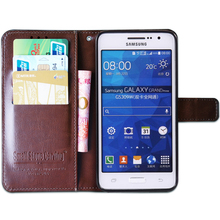 Samsung Galaxy Grand Prime Flip Leather Case