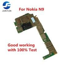JUN FUN Unlocked Working For Nokia N9 Motherboard 16GB Free Shipping