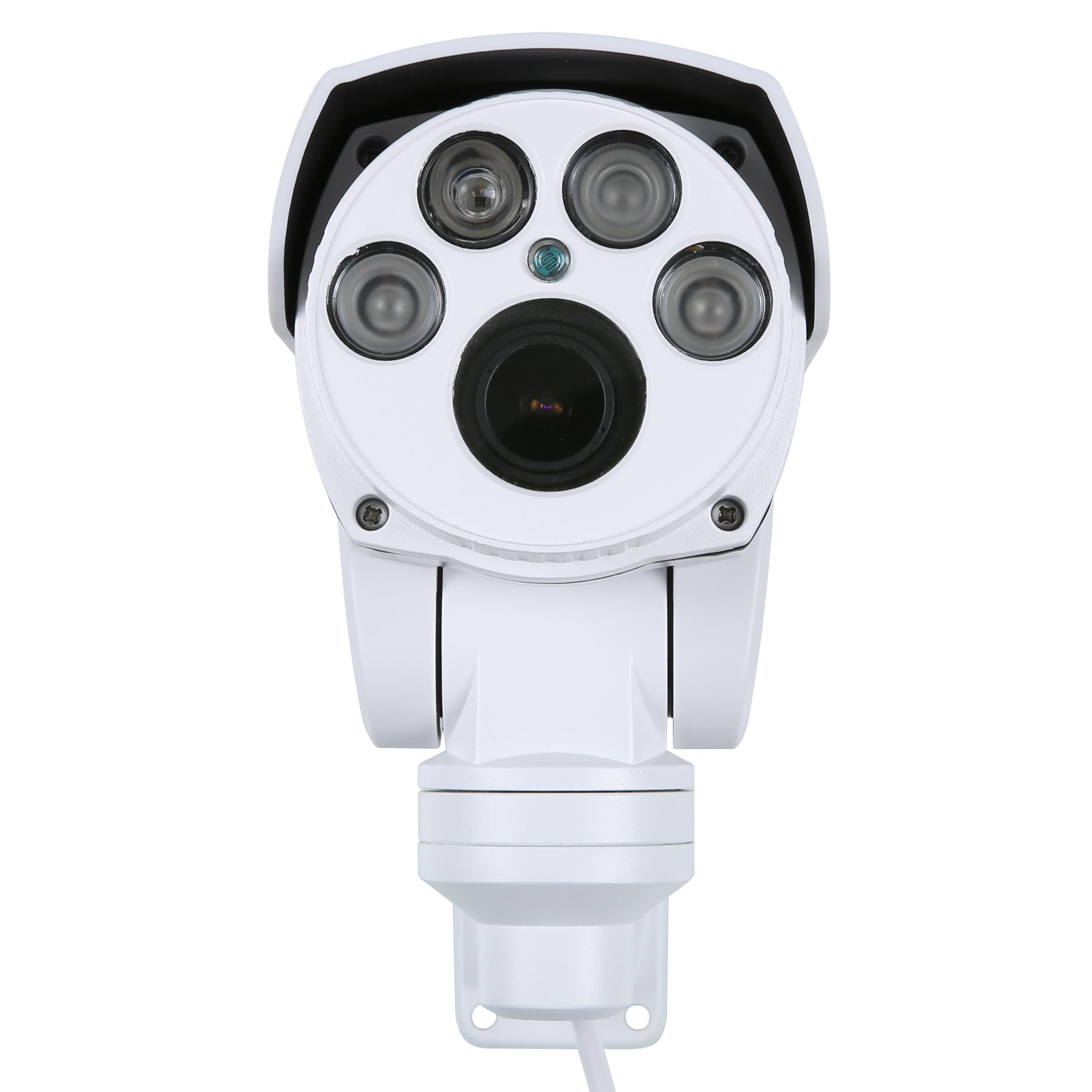 Sannce AHD Full HD 1080 P Камера 4in1 Автофокус варифокальным 5-50 мм 10x цифровой зум панорамирования/наклона пуля PTZ Камера IP66 в/открытый