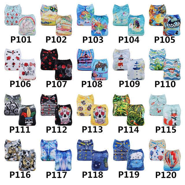 [Mumsbest] New Design Baby Cloth Diaper with Microfiber Insert Waterproof PUL Digital Position Reusable Pocket Cloth Nappies