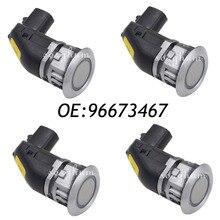 4 UNIDS PARA CHEVROLET CAPTIVA 2006 Sensor de Aparcamiento 96673471 96673467 96673464 96673474