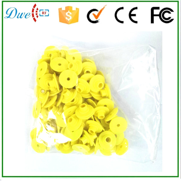 Free shipping 10 sets/lot 865-868mhz UHF RFID Animal Tag for cow/cattle/pig/sheep iso11784 5 fdx b em4305 long range 134 2khz rfid animal ear tag for cow sheep management