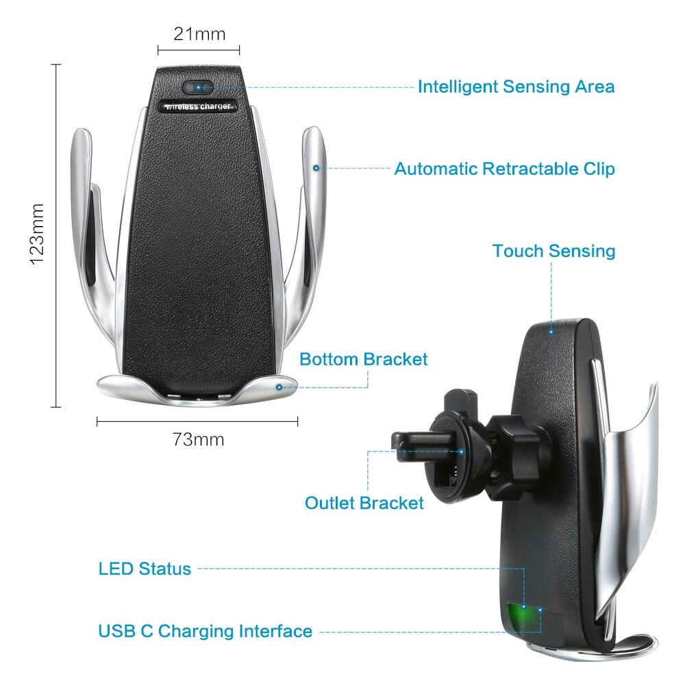 Поддержка инфракрасное S9 Сенсорное 5