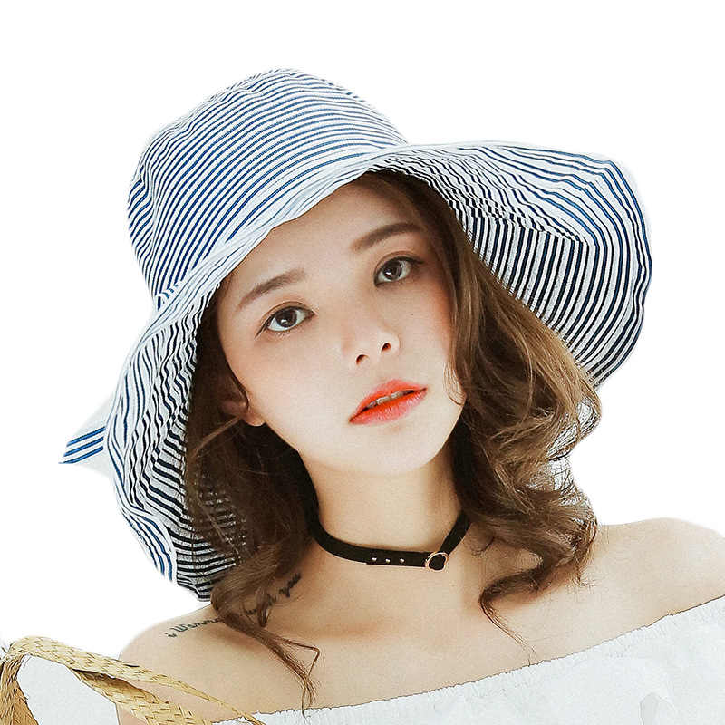 3cf79f4438f9b Detail Feedback Questions about Summer Women Sun Hats Classic ...