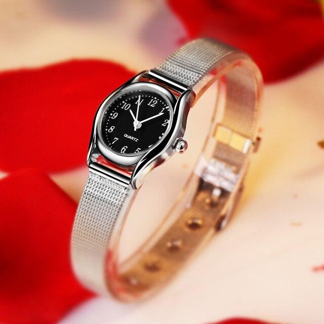 2018 New Fashion Girls Bracelet Watch Famous Top Brand SOXY Sale Item Unique Designer Ultra Thin Women Watches Reloj De Mujer