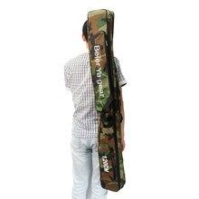 Bobing 120cm Camouflage Carp Fishing Rod Tackle Bag Case Padded Holder Luggage Holdall Fishing Tackle Boxes For Fishing Rod