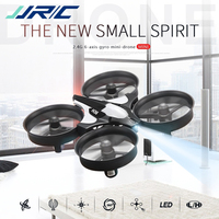 New JJRC H36 Mini Drone 6 Axis RC Micro Quadcopters With Headless Mode One Key Return Helicopter VS JJRC H8 Dron Toys For Kids