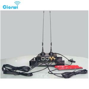 Image 5 - Auto wi fi router con slot per sim card per il bus in viaggio 300Mbps 64MB lte gsm 4g wifi router dispositivo senza fili