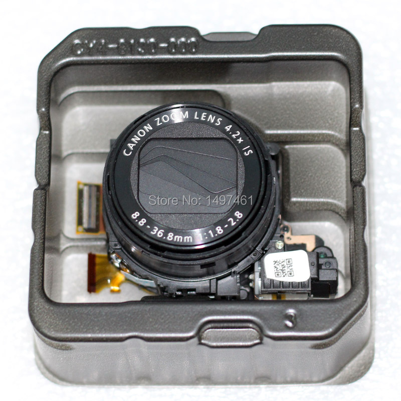 95% New Optical zoom lens +CCD Repair Part For Canon PowerShot G7 X ; G7-X ; G7X ; PC2155 Digital camera original new canon powershot sx60 hs digital camera sx60hs 65x optical zoom 16 1 mp
