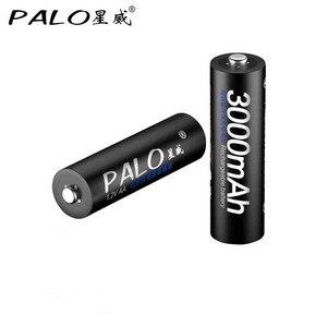 Image 5 - パロ 4 個リアル Capacitya AA 2500 mAh 1.2 V 3000 MAH ニッケル水素事前充電式 AA 1300 MAH バッテリー 3A 1100 MAH AAA Baterias