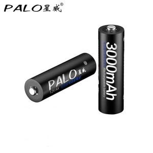 Image 5 - PALO 4 PCS echt Capacitya AA 2500 mAh 1,2 V 3000 MAH NI MH Pre aufgeladenen AA 1300 MAH batterie 3A 1100 MAH AAA Baterias