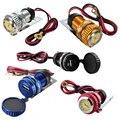 12 V motocicleta impermeável USB carregador de celular carregador de carro adaptador de quatro cores CP328