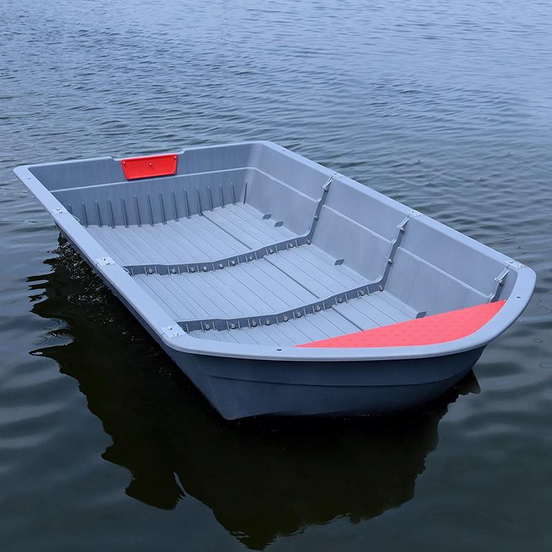 1.6/2.3/3.0/3.7/4.4m PPR Portable Boat Foldable Boat Car-mounted Combination Ship Folding Plastic Fishing Boat