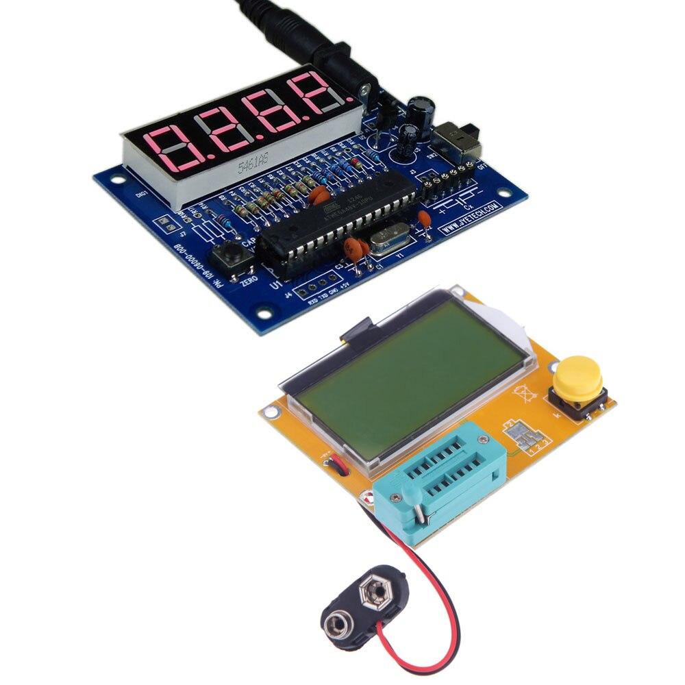 Diy Lcr Meter : Popular diy capacitance meter buy cheap