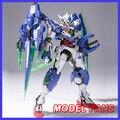 МОДЕЛИ ВЕНТИЛЯТОРОВ В-СКЛАДЕ металла сборки fanmade MB 1/100 Gundam OOQ Quanta высокое качество металла сделаны содержат светодиодные игрушки действий рис.
