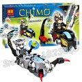 75 шт. Бела 10084 Stinger Дуэль сборки Модели Строительные Блоки Игрушки Для Детей Мальчиков Совместимые С Lego