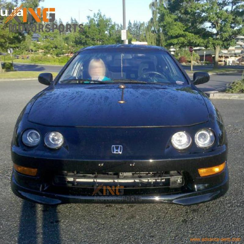 Pour 1998 1999 2000 2001 Acura Integra DC2 TR Style lèvre de pare-chocs avant en uréthane