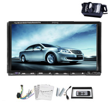 Android 5.1 USB Radio Auto Mirror Link Sub Logo Capacitive 1080P CAM PC SD Car DVD APP Stereo 7″ OBD2 GPS WiFi Map