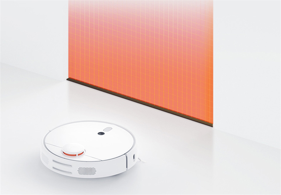 Original Xiaomi Mi Robot Vacuum Cleaner 1S For Home Automatic Sweeping Charge Smart Planned Cleaning Dust Cleaner APP Control  (20)_
