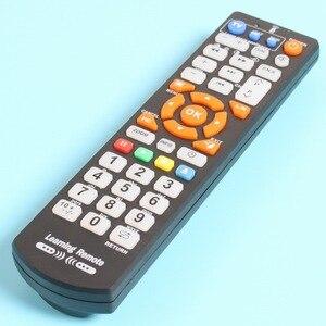 Image 3 - 45 tuşları Evrensel Uzaktan Kumanda öğrenme fonksiyonu ile, denetleyicisi için TV, STB, DVD, DVB, HIFI, L336 çalışma cihazlar için 3.