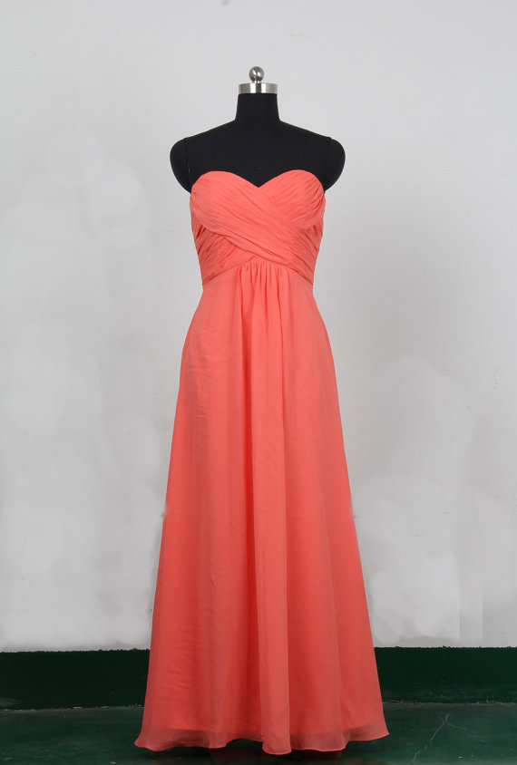 coral colored bridesmaid dresses long page 5 - bridesmaid dresses