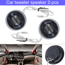 2pcs 1.5 Inch 150W Car Speaker A160 High Efficiency Mini Dome Tweeter Speakers Music Loundspeaker for Auto Audio System