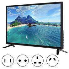 32 inch TV HD LCD Smart TV 2K WIFI Online Edition 220V Television with Network set-top box Dolby sound video TV Multi-Functional(China)