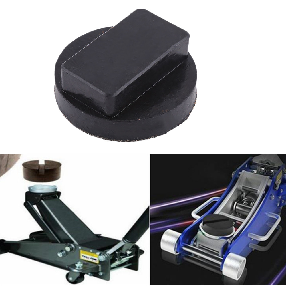 Mling Universal 6cm Car Jack Rubber Pad Car Jack Support Block Enhanced Type Auto Jack Rubber Pad Car Repair Tools For BMW E63