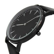 Luxury Brand Dress Women Business Wristwatch Men New Fashion Quartz Watch Leather Belt 3Bar Waterproof Clock Relogio Feminino