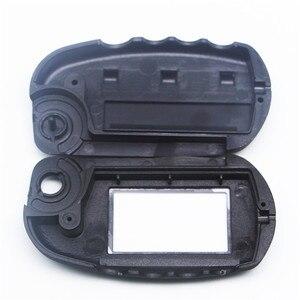Image 2 - Switchblade Key Case Voor Scher Khan Magicar 5 Ongesneden Blade Fob Case Cover M5 Vouwen Auto Flip Afstandsbediening Met M5 glas