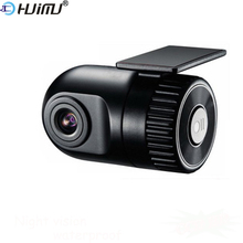 HD 1280*720 Mini Smallest In Car Dash Camera Video Recorder DVR Dash Cam G-sensor derect to DVd wide angle