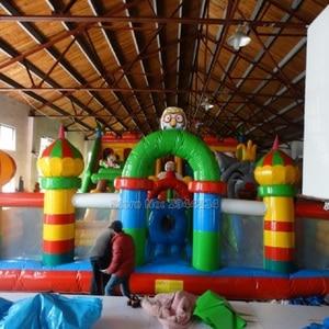 Children amusement park inflat