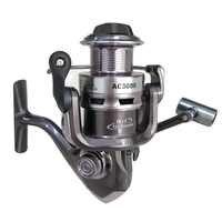 YUYU Quality metal Fishing Reel spinning reel ocean 12BB 1000 2000 3000 4000 5000 6000 7000 metal spool coil carp fishing wheel