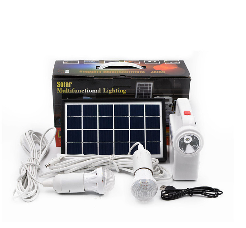 2017 Newest Outdoor  Indoor Multi Function Solar Powered