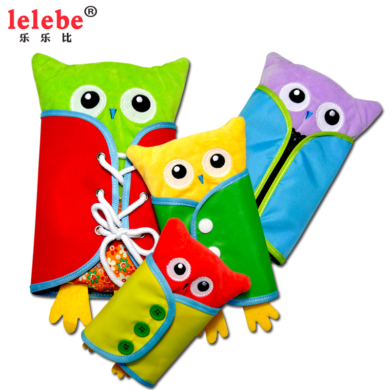 Montessori  Toys For Children Educational Toy Owl Baby Teaching Aids Baby Toys Lelebe