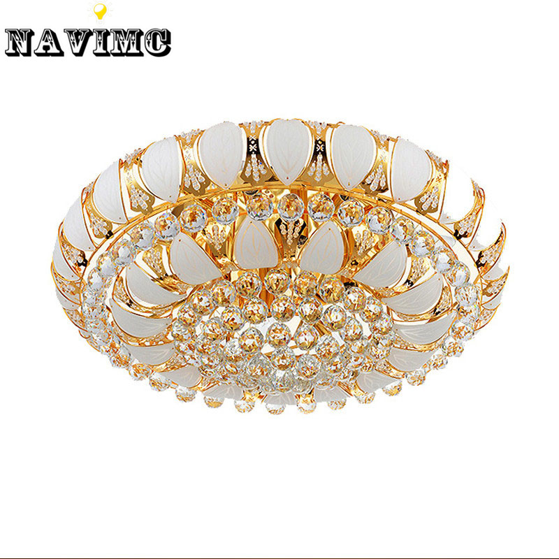 Manufactory New Arrival K9 Crystal Chandelier Pendant Lamp Luxury Crystal Ceiling Light Fixture Lusters Stock Free Shipping new arrival crystal lamp crystal stair pendant light crystal pendant light diameter 50 free shipping