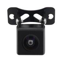 Câmeras do veículo hd 720 p câmera traseira ou frontal do carro de 180 graus horizontal grande angular visão noturna câmera carro invertendo universal|Câmera veicular| |  -