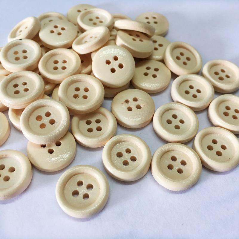 10 Pcs National flag Bottons Shirt  Wood Sewing Buttons Scrapbooking 9mm art 15