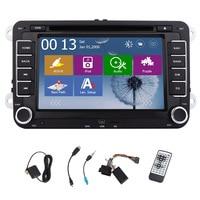 Sub Музыка FM приемник win8 автомобильный DVD IPOD BT CanBus аудио радио USB для Volkswagen VW автосистема навигатор GPS стерео автомагнитолы