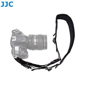 Image 5 - JJC DSLR Neoprene Dây Đeo Cổ Phát Hành Nhanh Camera Vai Cho Canon 1300D/Sony A6000/Nikon D5300/D3200/D750 Nhanh Chóng Camera Dây Đeo