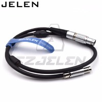 ARRI Cmotion Remote Start/Stop Cable for Camera RS 3pin to lemo connector FGG 1B 10pin Boot Cable