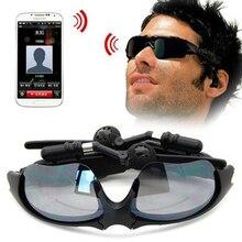 Novos óculos de sol óculos bluetooth fone de ouvido fones música fone de ouvido para o iphone todos telefone inteligente tablet frete grátis