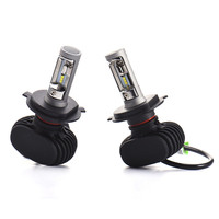 2Pcs Super Bright Led H4 H7 H8 H11 50W LED Car Headlight Fog Lamp Daytime Running