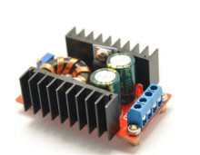 5Pcs  Retail & Wholesale 150W Boost Converter DC-DC 10-32V to 12-35V Step Up Voltage Charger Module