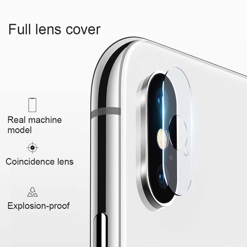 2pcs Camera Lens Protective Protector For iPhone 11 Pro XS Max XR X R iPhonex S