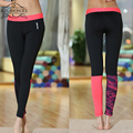 2016 Sexy Womens Leggings For Fitness Clothes Women Elastic Slim Bodybuilding Joggers Pants