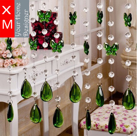 Free Shipping Crystal Beaded Curtains Door Decoration Room Dividers Rustic Ikea  Curtains For Bedroom In Curtains From Home U0026 Garden On Aliexpress.com ...