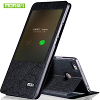 For Xiaomi Mi Max Case Mofi Brand Water Cube Design Fit All Around Shock Resistant Leather