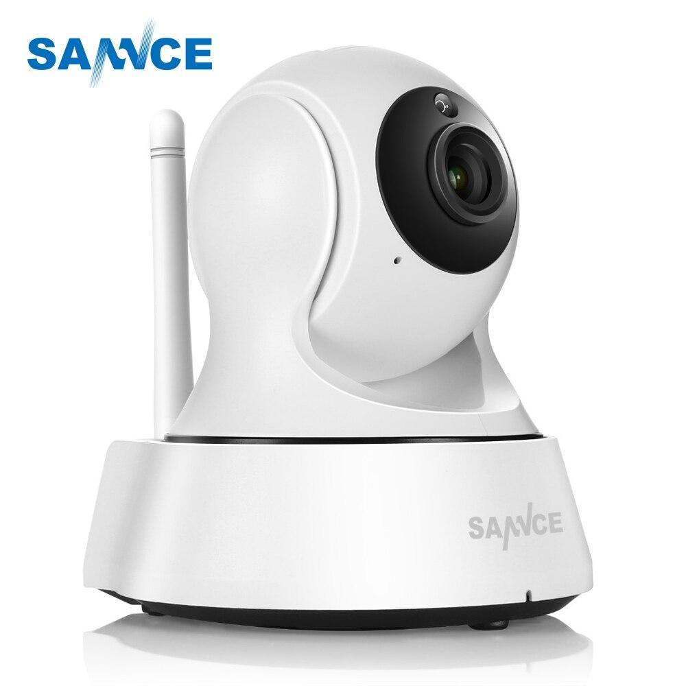 Mini HD font b Wireless b font IP Camera Wifi 720P Smart IR Cut Night Vision